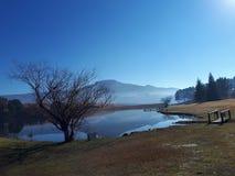 Underberg, Южная Африка Стоковое Изображение
