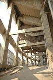 Underconstruction大厦 免版税库存照片