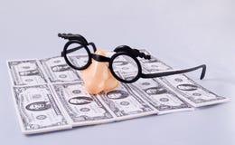 Undercover Geschäft Lizenzfreie Stockfotos