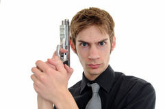 Undercover Law Enforcement Royalty Free Stock Photography