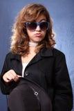 Undercover model Stock Photo
