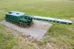 Undercutter Mining Machinery royalty free stock images
