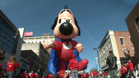 Underdog balloon at parade (1 of 2)