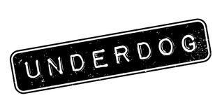 Underdog rubber stamp Royalty Free Stock Photography