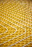 Underfloor heating Stock Photography