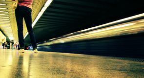 Underground Stock Photography