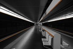 underground Στοκ Εικόνα