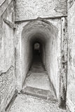 Underground bunker Royalty Free Stock Photos
