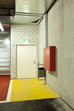 underground car park Royalty Free Stock Images
