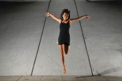 Underground Dance 4 stock image