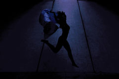 Underground Dance 54 Stock Photography