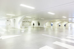 Underground garage Royalty Free Stock Photo