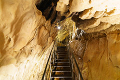 Underground Grottes Stock Images