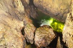 Underground grottes Royalty Free Stock Photo