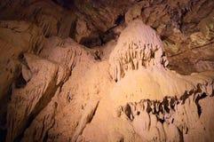 Underground grottes Royalty Free Stock Image