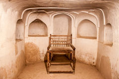 Underground of Jameh Mosque in Naein Royalty Free Stock Image