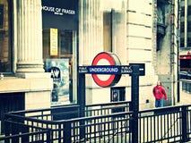 Underground Stock Image