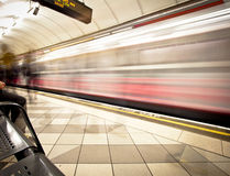 The Underground, London Stock Photography