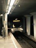 Underground metro Stock Images