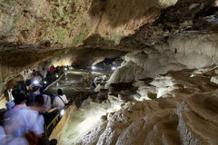 Underground Pamukkale Royalty Free Stock Image