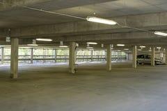 Underground parking garage Royalty Free Stock Image