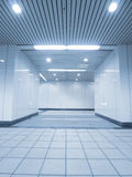 Underground passage Stock Image