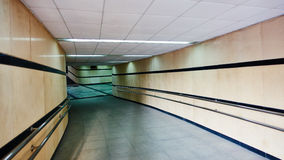 Underground passage Royalty Free Stock Photo