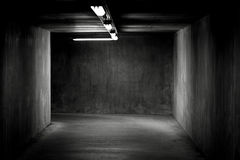 Underground passage Royalty Free Stock Photo