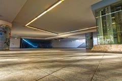 Underground passage Stock Photography