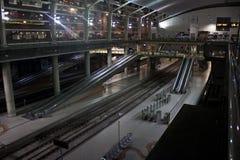 Underground railway station. In Castellon de la Plana, Spain Royalty Free Stock Photo