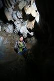 Underground river Stock Photo