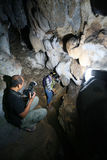 Underground river Stock Image
