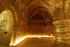 Underground room Stock Images
