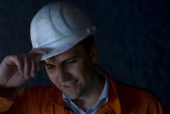 Underground salute Stock Image