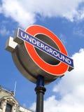 Underground Sign Stock Photos