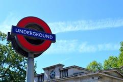Underground Royalty Free Stock Photo