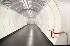 Underground station Royalty Free Stock Photos