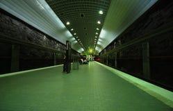 Underground train in Atlanta Stock Photos