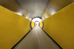 Underground Tunnel Stock Images