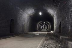 Underground tunnel Royalty Free Stock Image