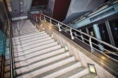 Underground in Turin Royalty Free Stock Photo