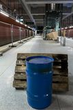 Underground under construction Royalty Free Stock Photography