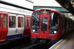 Underground. London subway Stock Photos