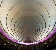 Underground at Warsaw (Poland) Stock Images