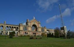 Underhållningmötesplats Alexandra Palace Fotografering för Bildbyråer