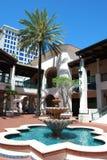 Underhållningområde - Fort Lauderdale Arkivfoton