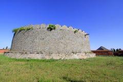 Underjordisk slott av den ZhaoXi gravvalvet i de östliga kungliga gravvalven av Arkivbilder