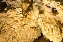 Underjordiska grottes Arkivfoton
