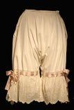 underklädertappning Arkivbild