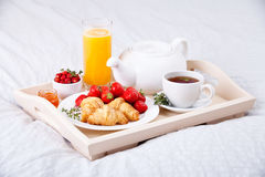 underlagfrukost Royaltyfri Fotografi